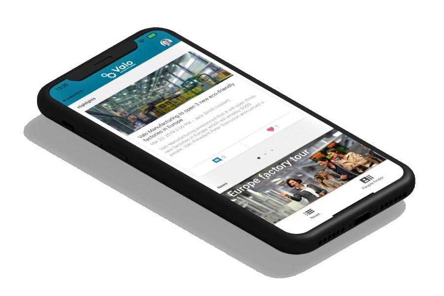 Valo Mobile App Release 1.3