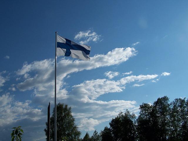 Finlandia delantera puesto de trabajo digital UE