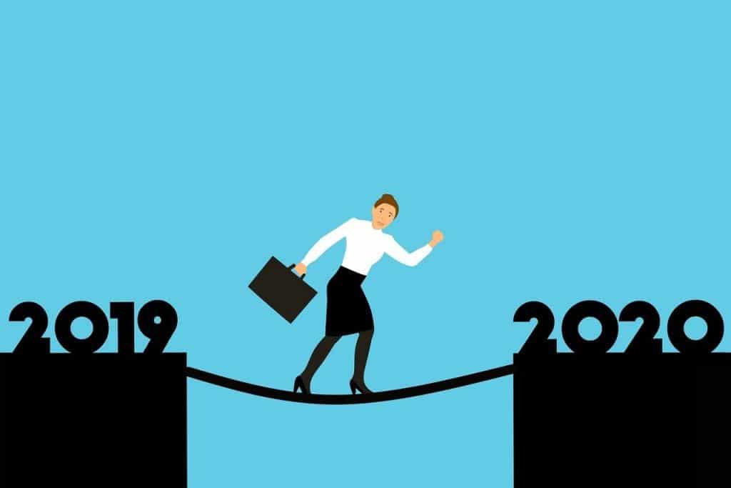 Nueva intranet 2020 Feliz añonuevo