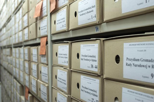 necesitas un sistema de gestión de documentos