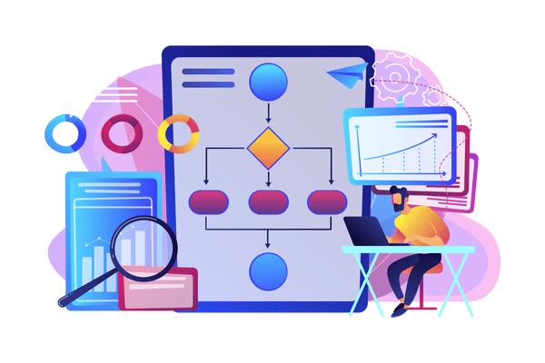 Automatización de procesos Flujo de trabajo