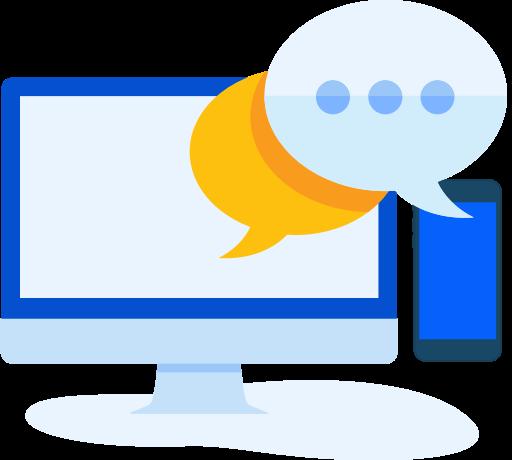 colaboracion chat