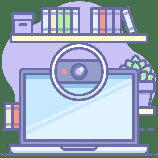 video conferencia webcam