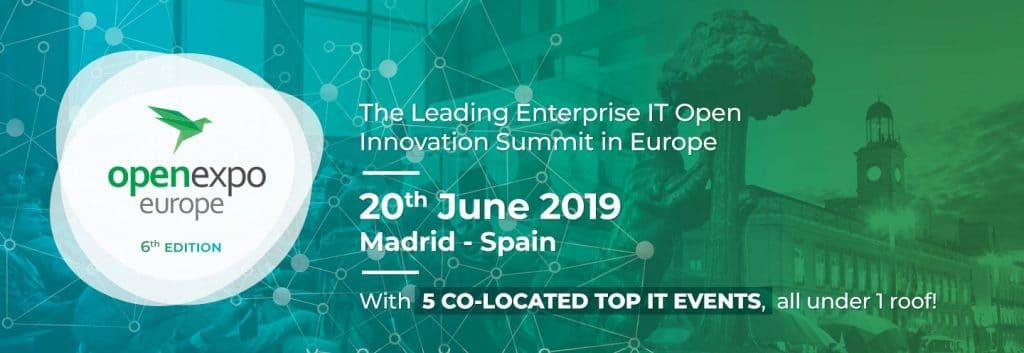 Open Expo Europe Madrid 2019