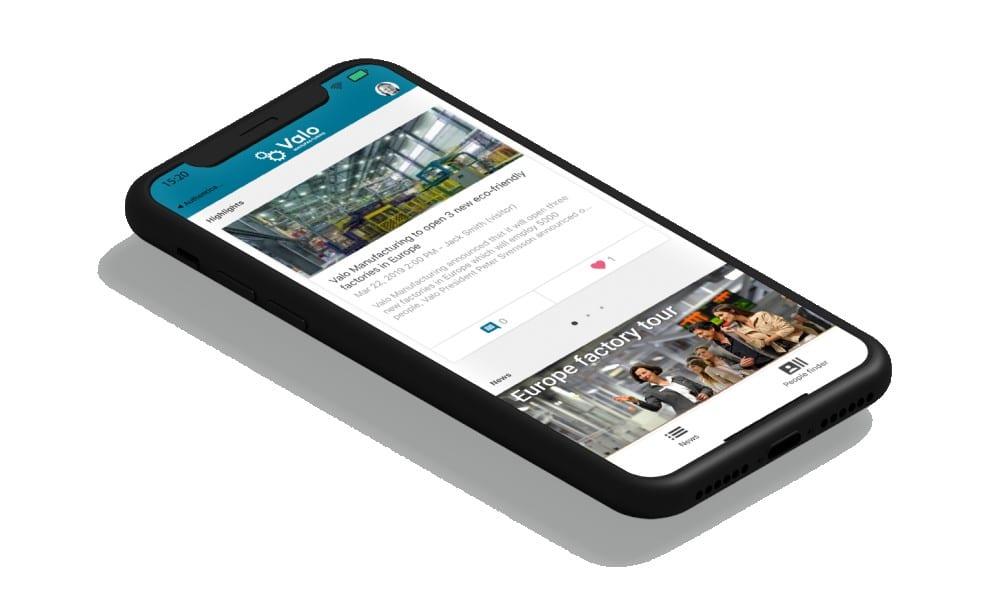 Ungoti Valo mobile app
