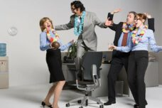 10 Ideas for Christmas Fun at Work