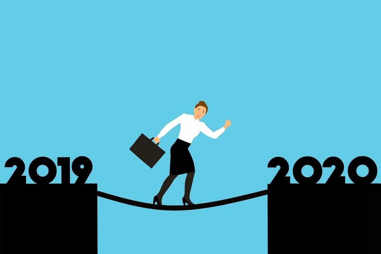 Happy New Year, Happy New Intranet 2020