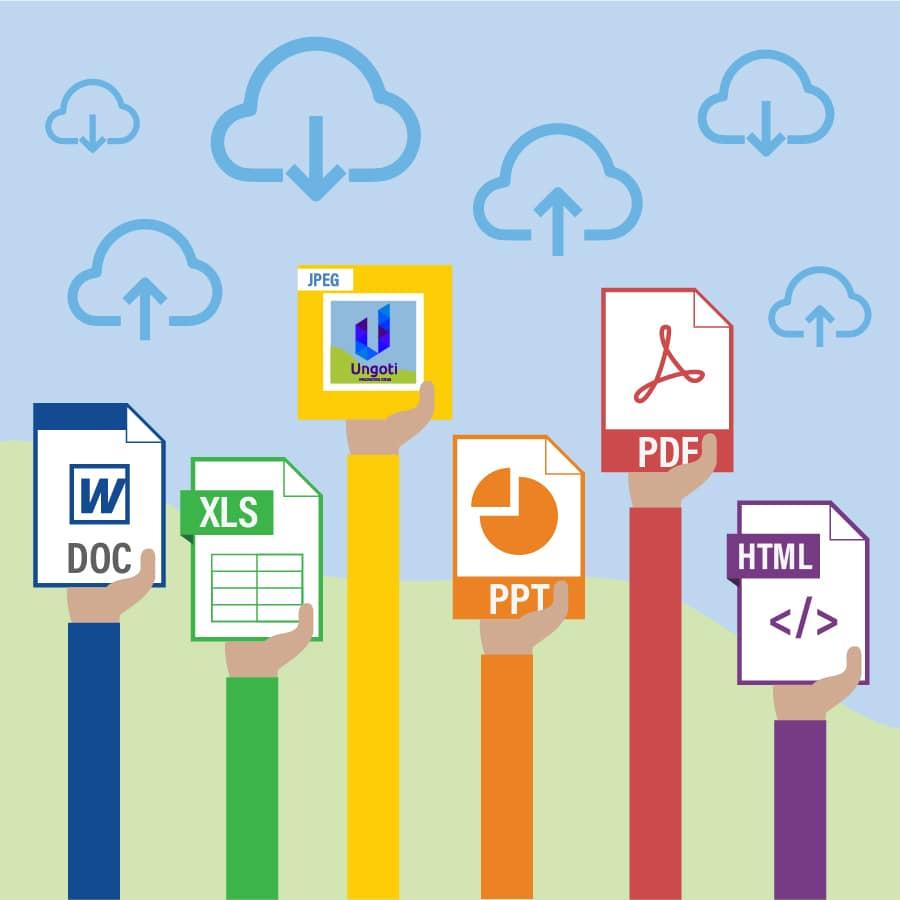 Digital Document Formats
