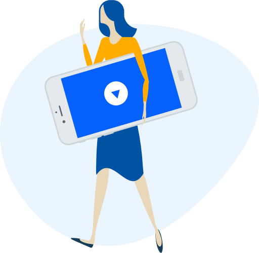 Valo mobile app