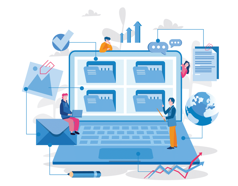digital document management system