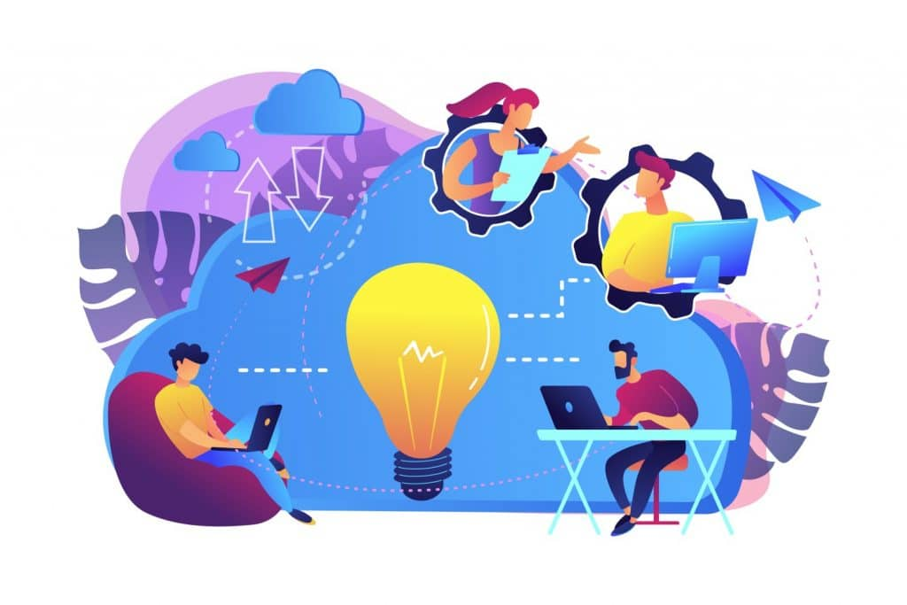 Enterprise collaboration services