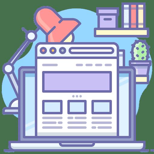 internal website