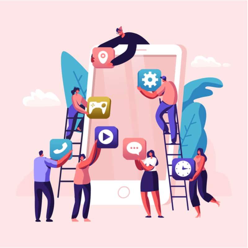 key apps for digital workplace