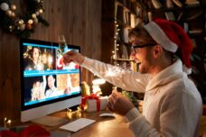 7 Ideas for remote workers Christmas celebration